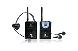 2.4G Digital Wireless Tour Guide System